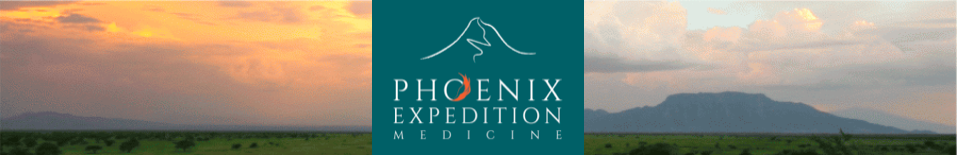 Phoenix Expedition Medicine